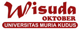 Wisuda Oktober 2019 Universitas Muria Kudus (Wisuda Ke 63)