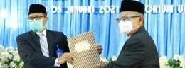 Prof. Dr. Ir. Darsono, M.Si., Jabat Rektor UMK Periode 2021-2025