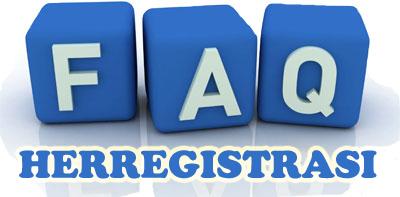 FAQ Herregistrasi